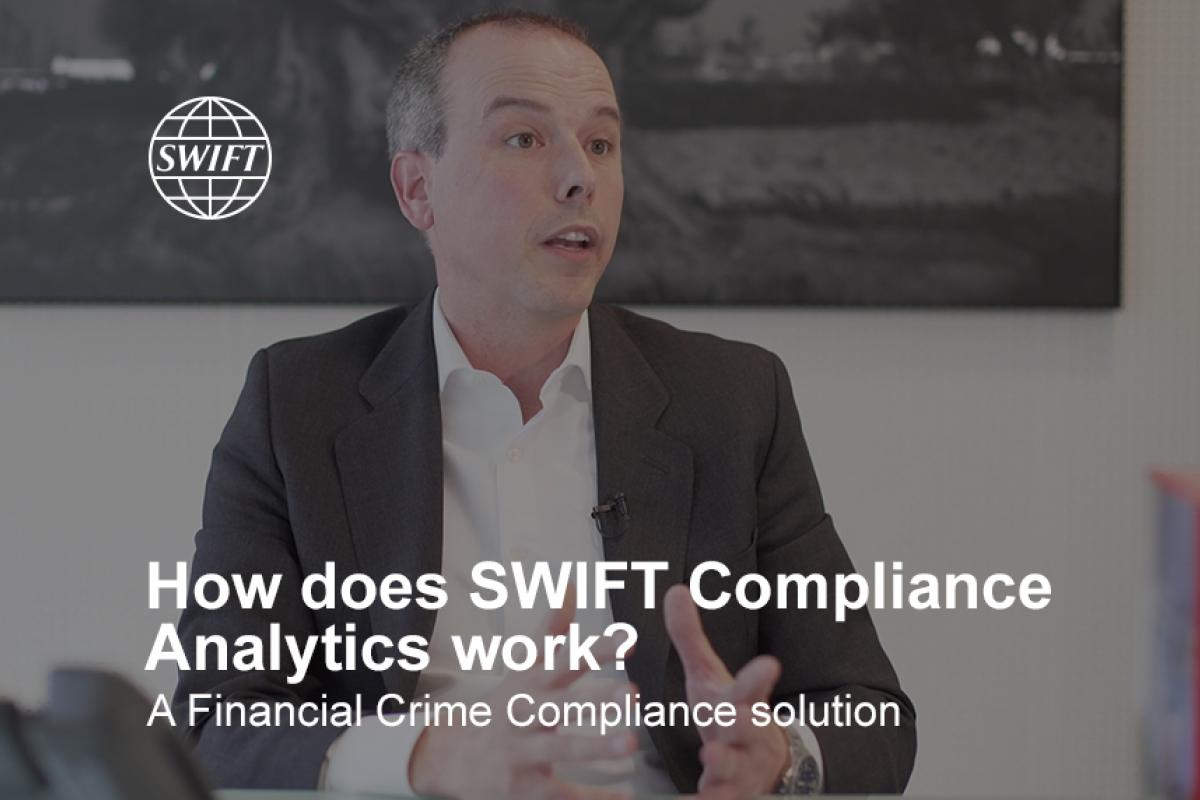 SWIFT Compliance Analytics