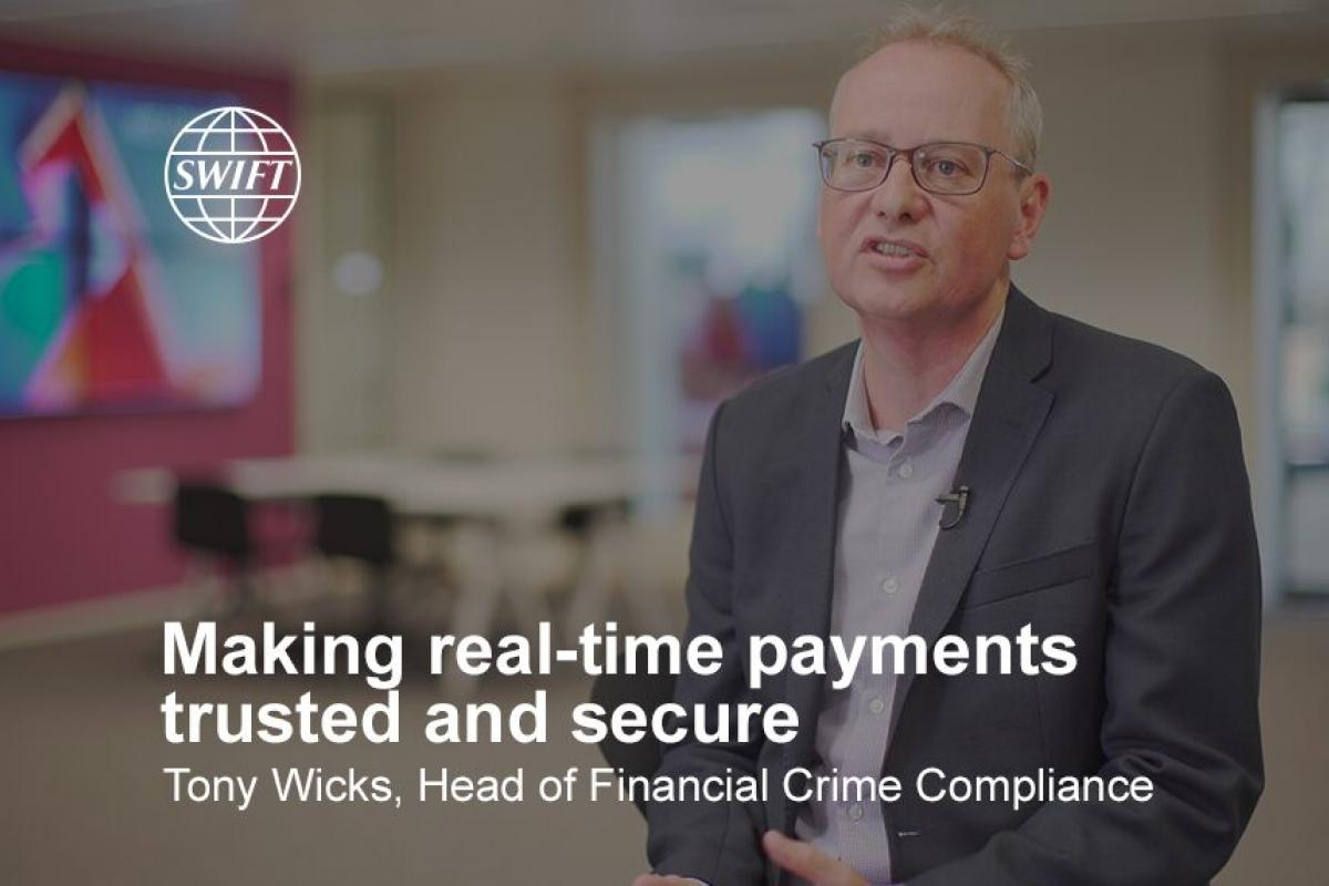 Future of Payments - Tony Wicks
