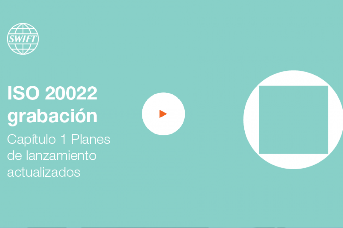 ISO 20022 on-demand webinar ES01