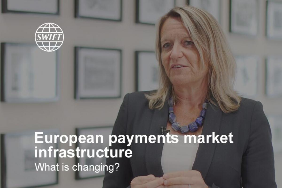 ESMIG - European payments market infrastructure - what is changing?