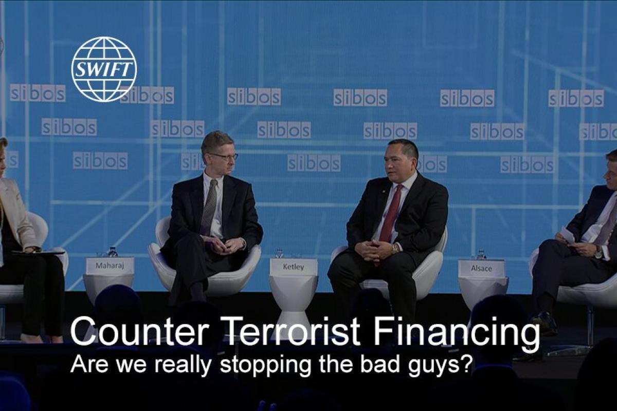 Counter terrorist financing