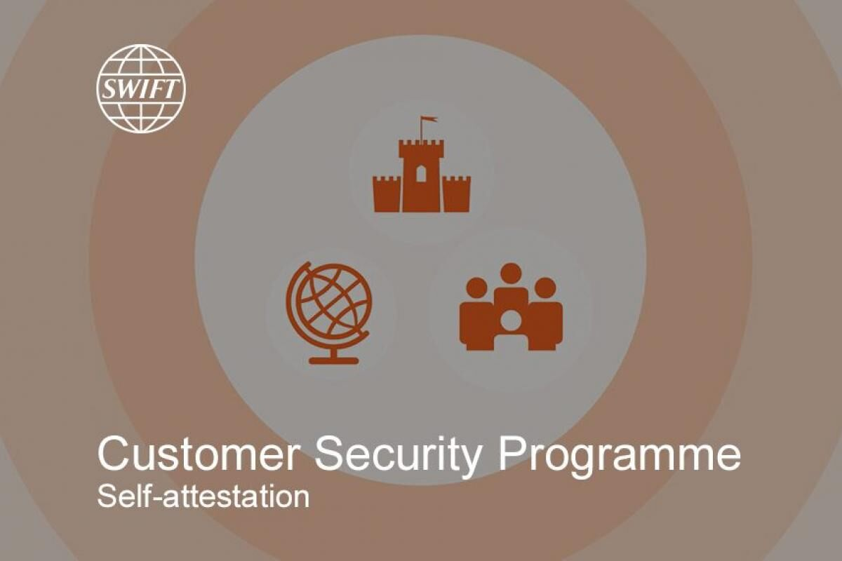 Customer Security Programme - Self-attestation