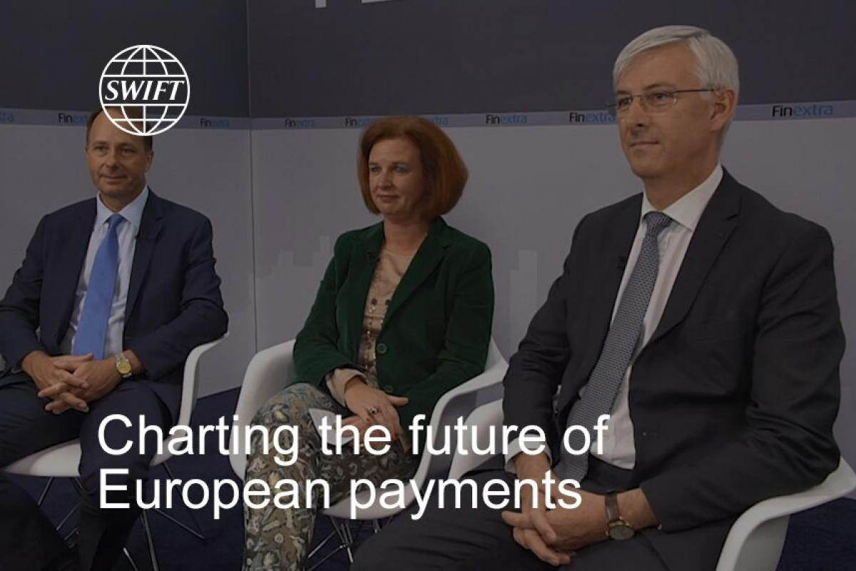 Charting the future of European payments