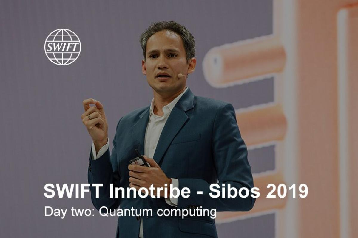 SWIFT Innotribe - Sibos 2018 Day 2 wrapup