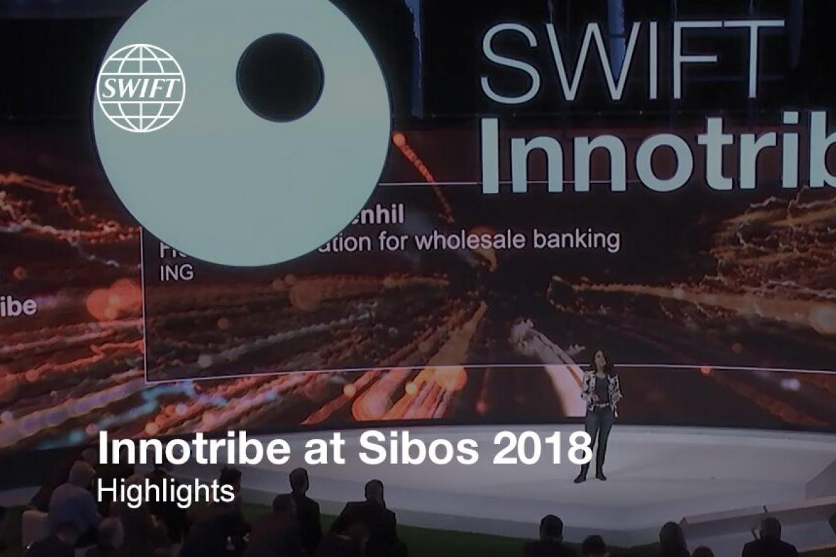 SWIFT Innotribe - Sibos 2018 Highlights