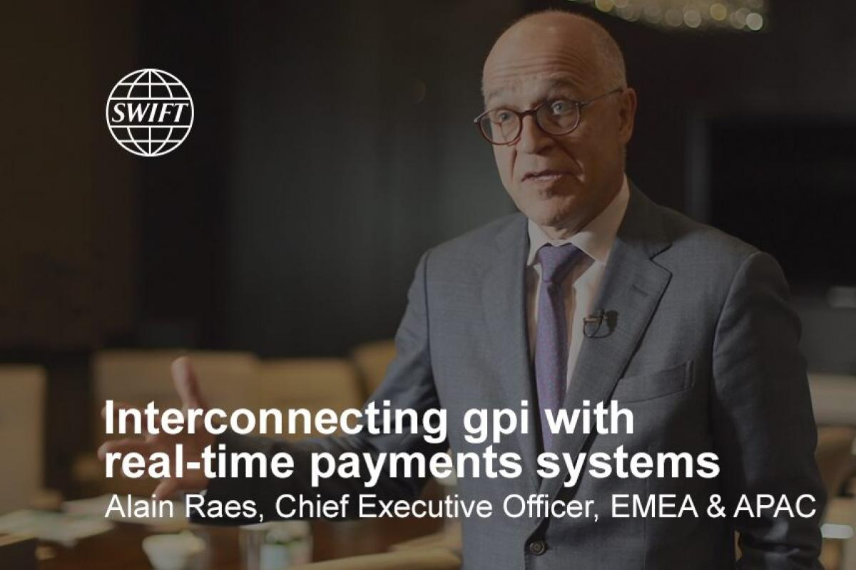 Future of Payments - Alain Raes