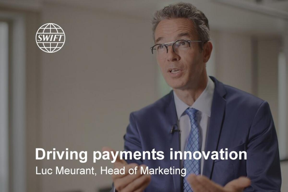 Future of Payments - Luc Meurant - Driving payments innovation