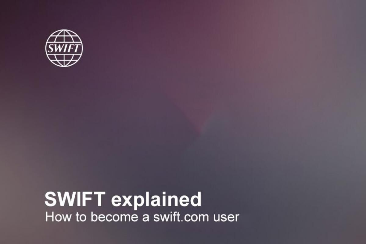 How to become a Swift.com user