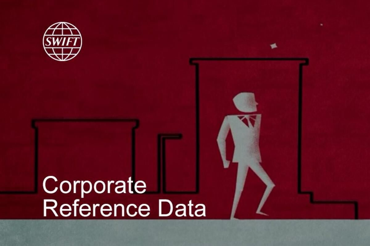 Corporate Reference Data