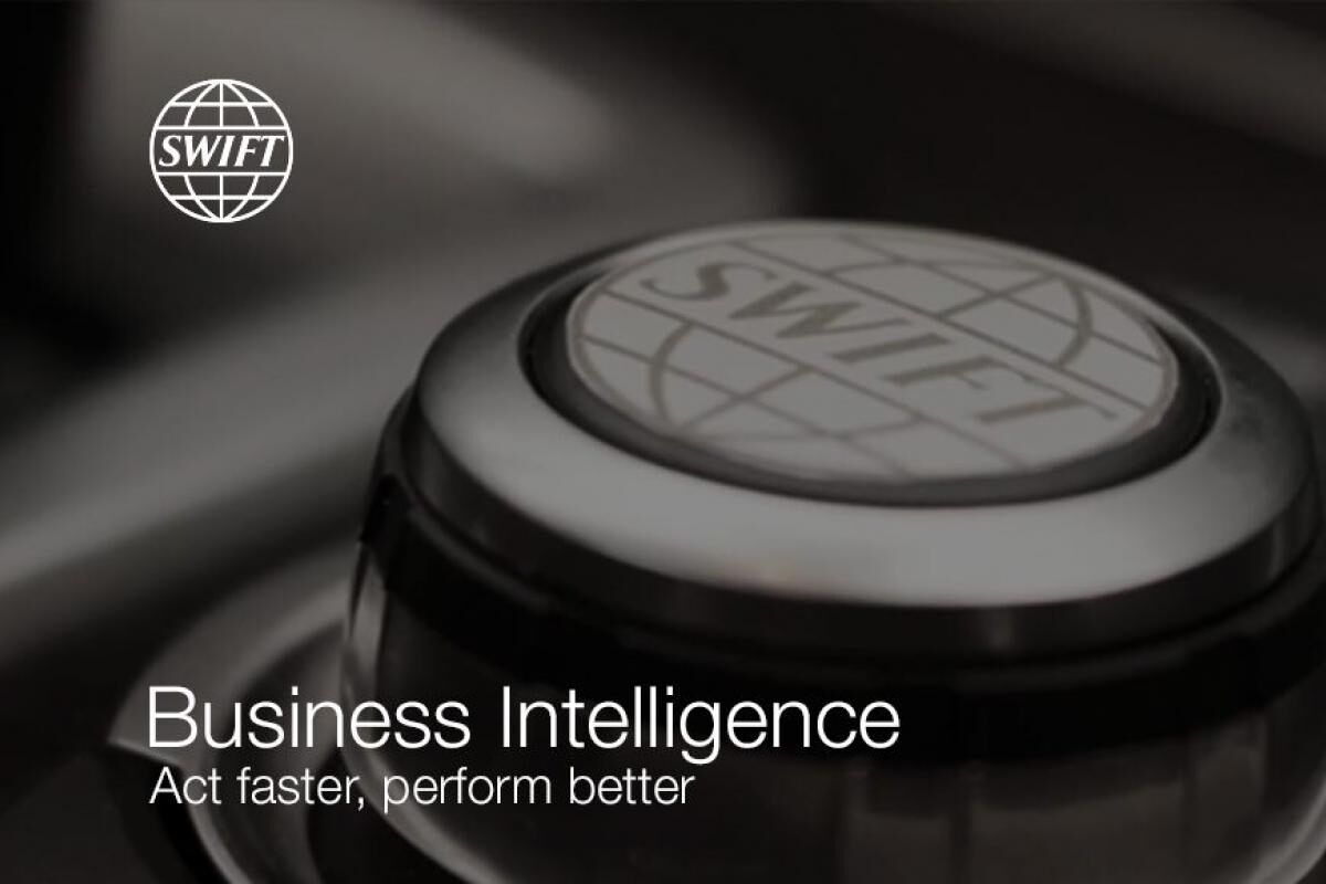 Business intelligence - Act faster, perform better