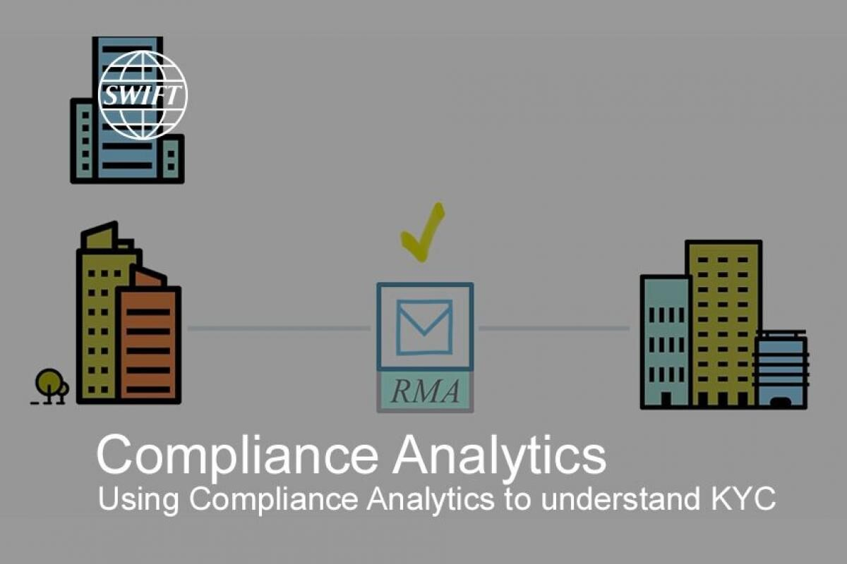 Using Compliance Analytics to understand KYC