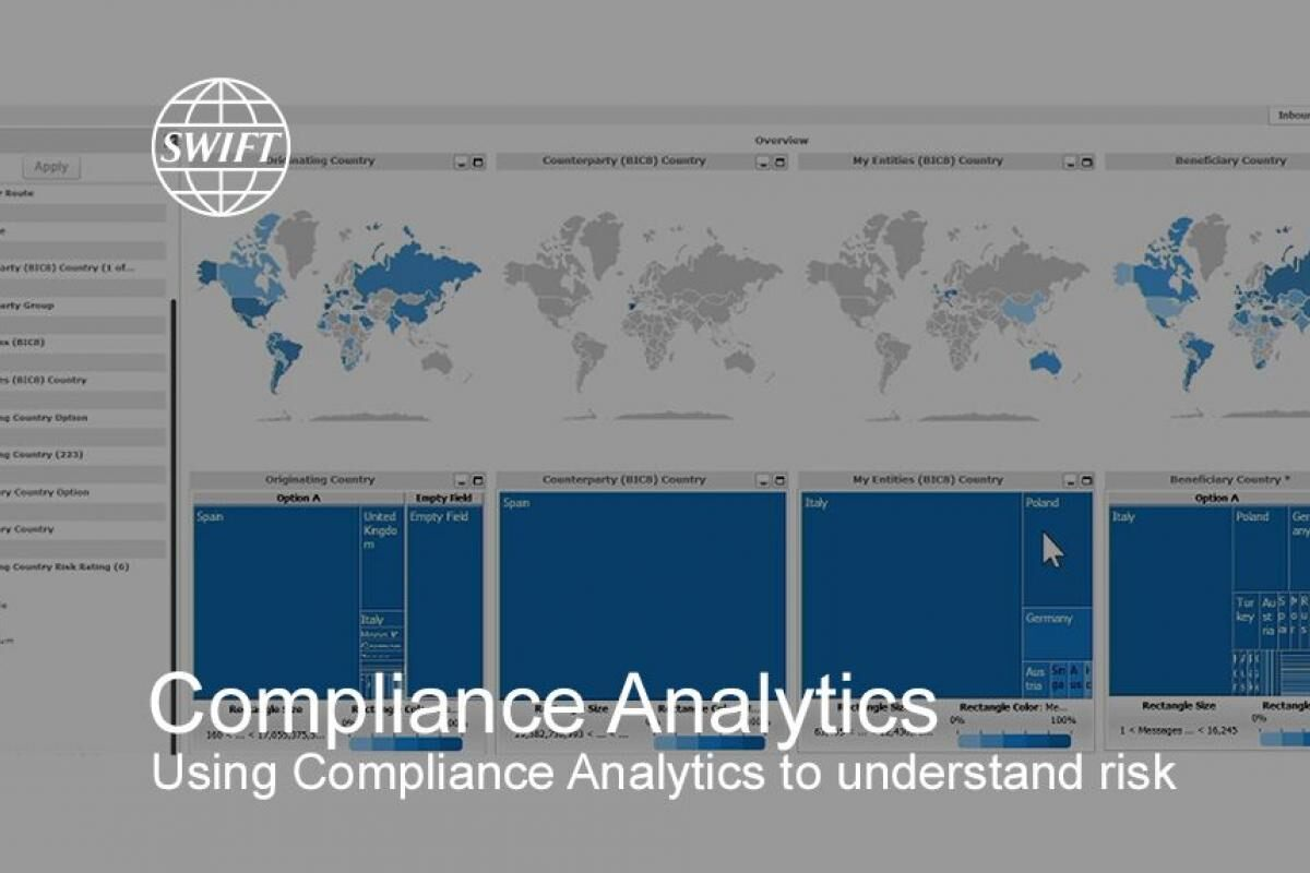 Using Compliance Analytics to understand risk