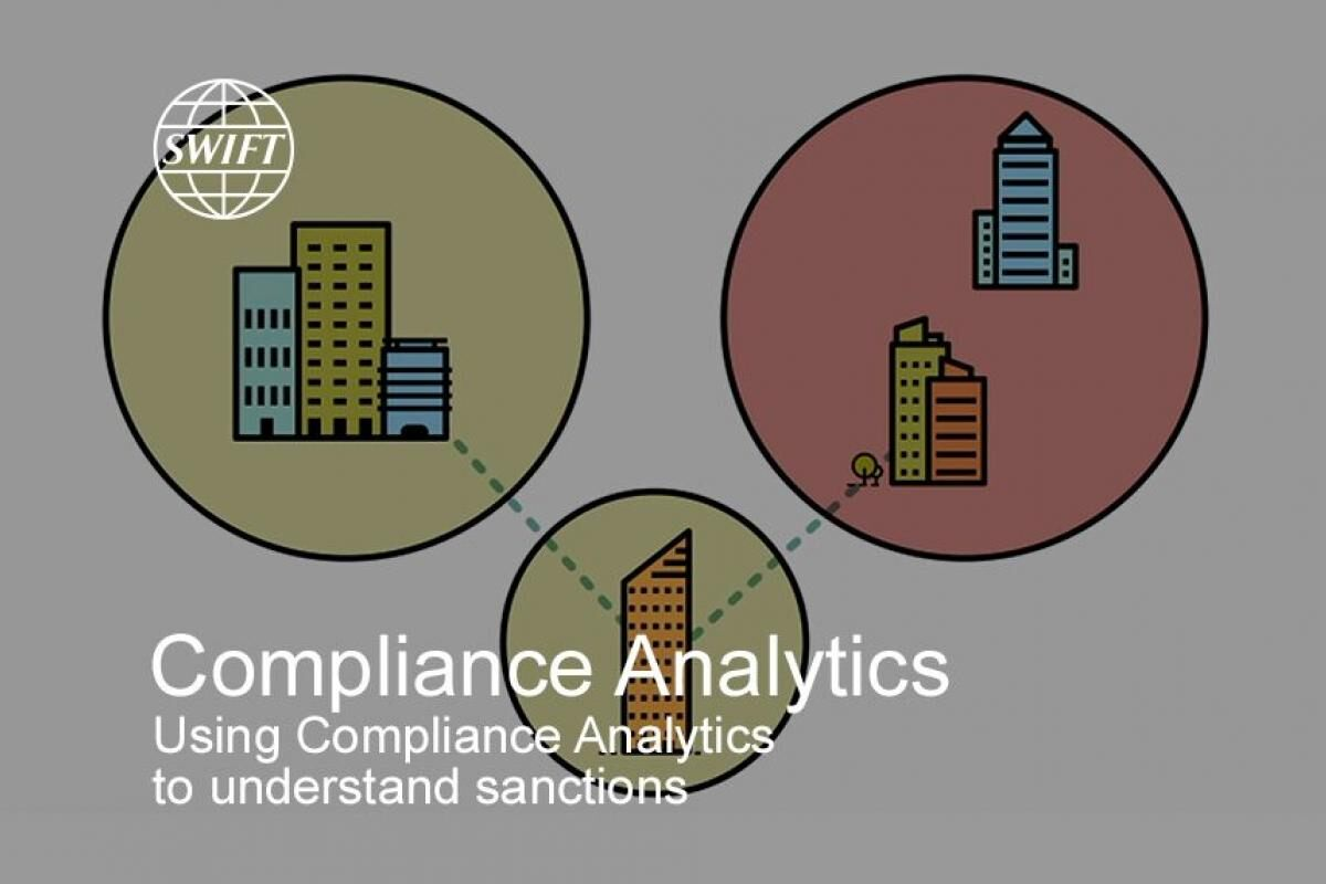 Using Compliance Analytics to understand sanctions