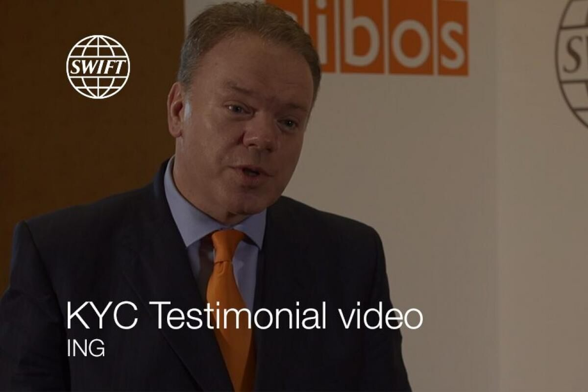 KYC Testimonial Video – ING
