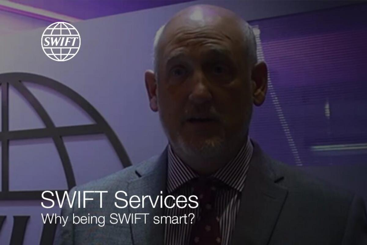 Why being SWIFT smart?