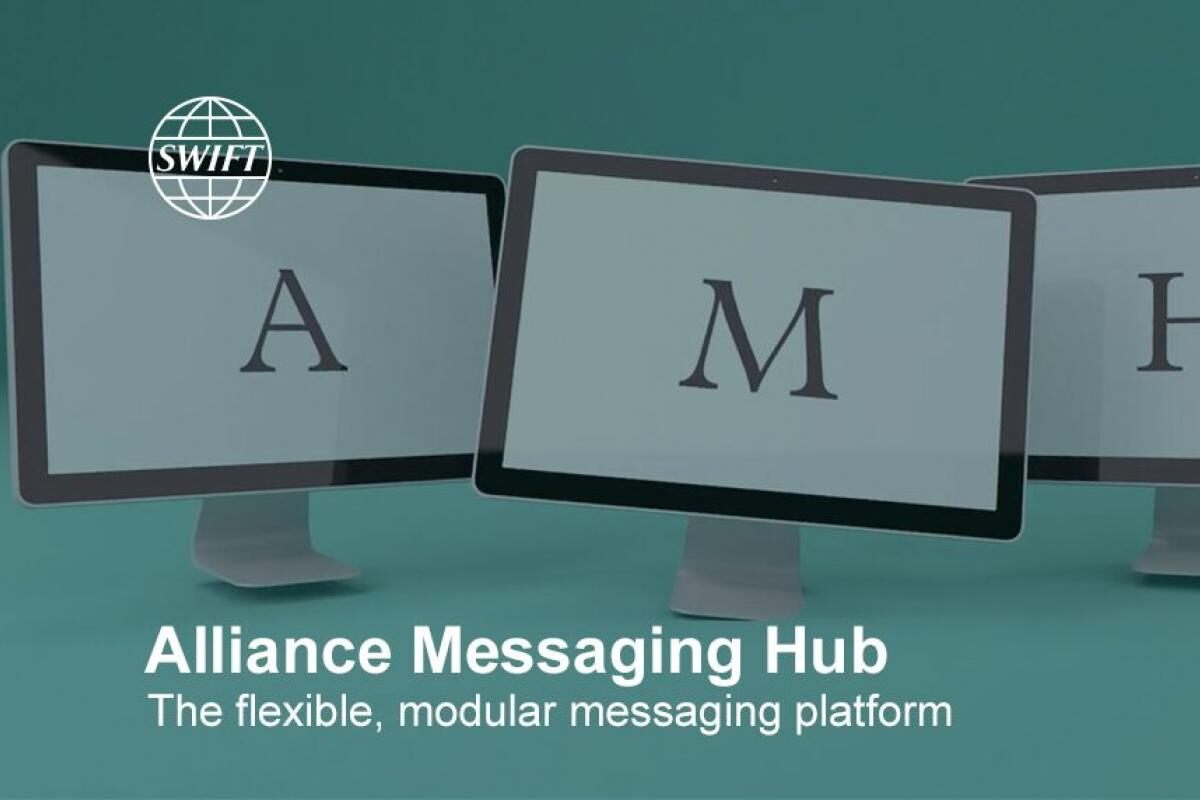 Alliance Messaging Hub - A world class messaging platform from SWIFT