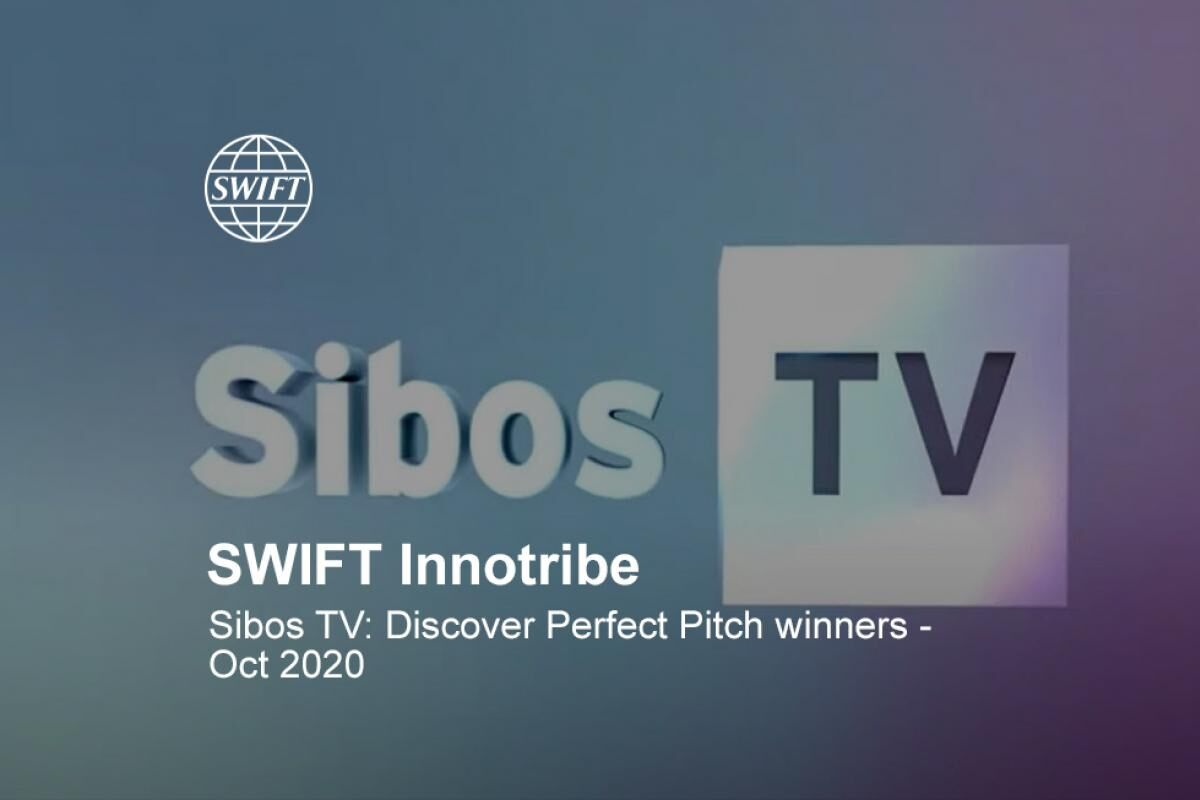 Sibos TV: Discover Perfect Pitch winners - Oct 2020