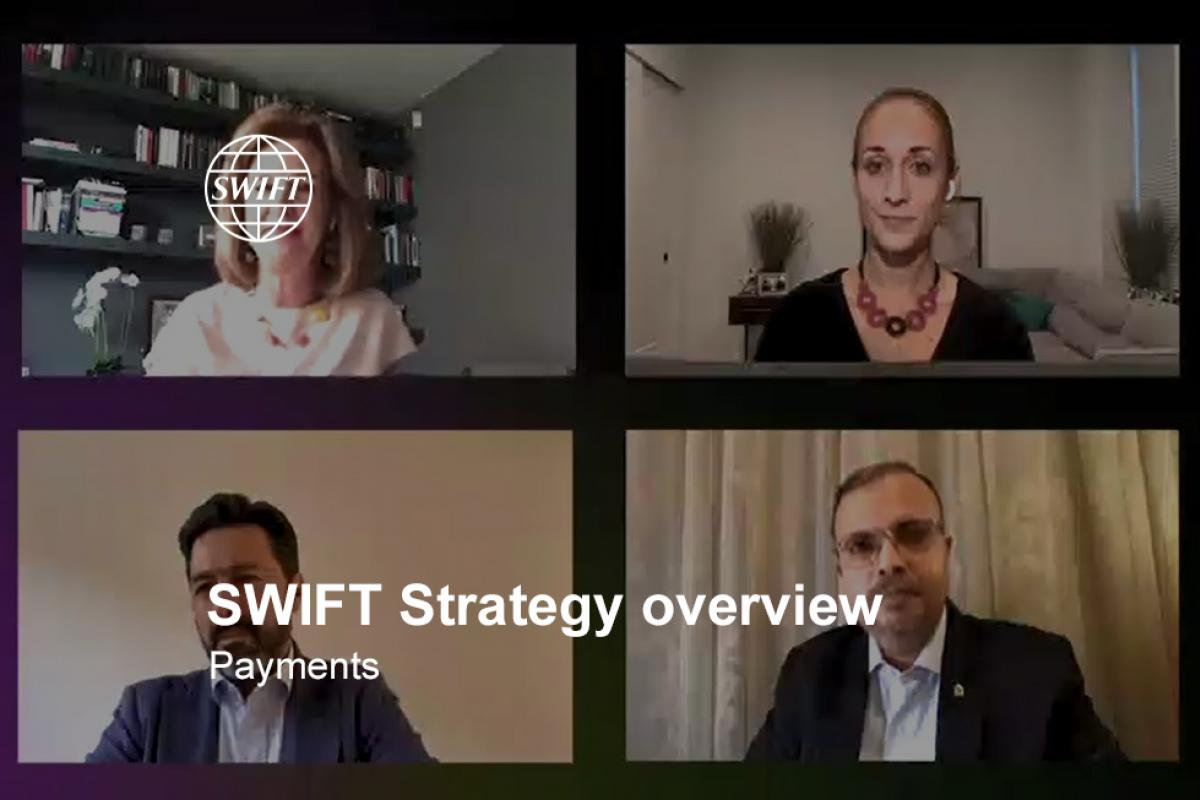 SWIFT strategy overview: Payments