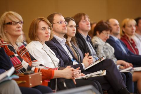 SWIFT Business Forum Moscow Audience