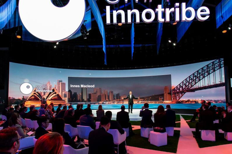 SWIFT Innotribe at Sibos 2018