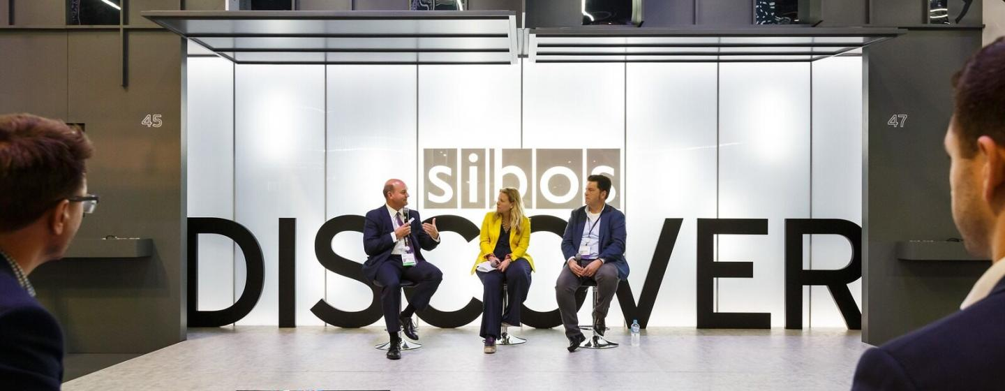 Innovation in the making at Sibos