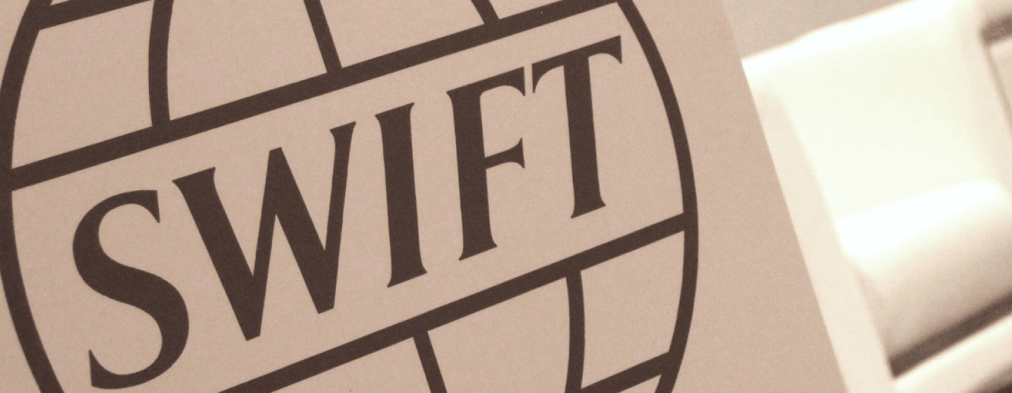 New record day volume for SWIFT