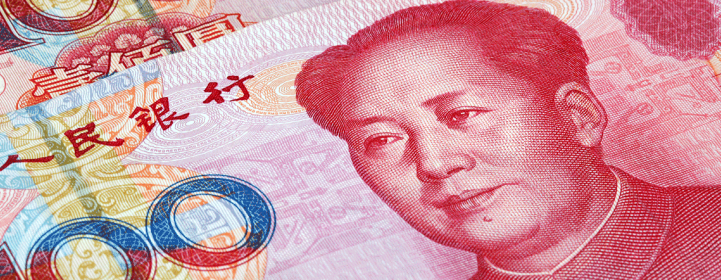 The United States jumps ahead of Taiwan as an offshore RMB clearing centre