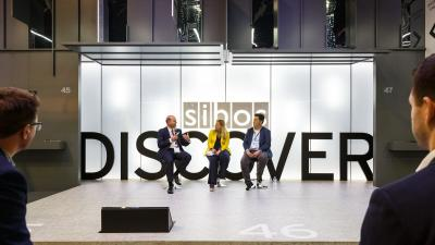 Sibos discovery zone