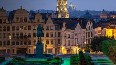 Brussels, Sofe