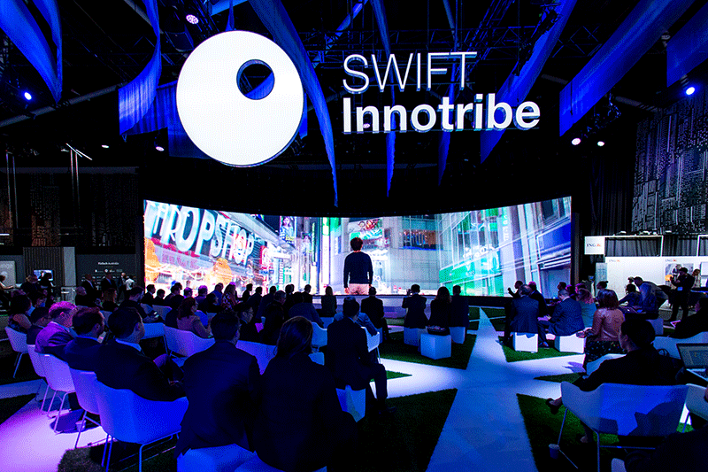 SWIFT Innotribe - Sibos 2918 - Day 1