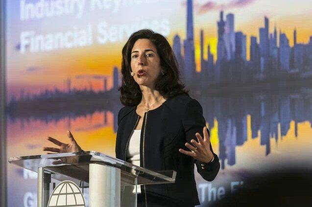 Rana Foroohar – Global Business Columnist, The Financial Times and Global Economic Analyst, CNN