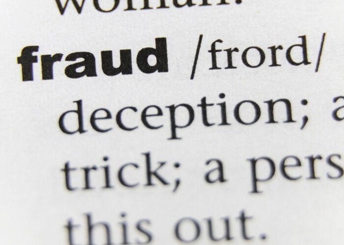 Types of fraud