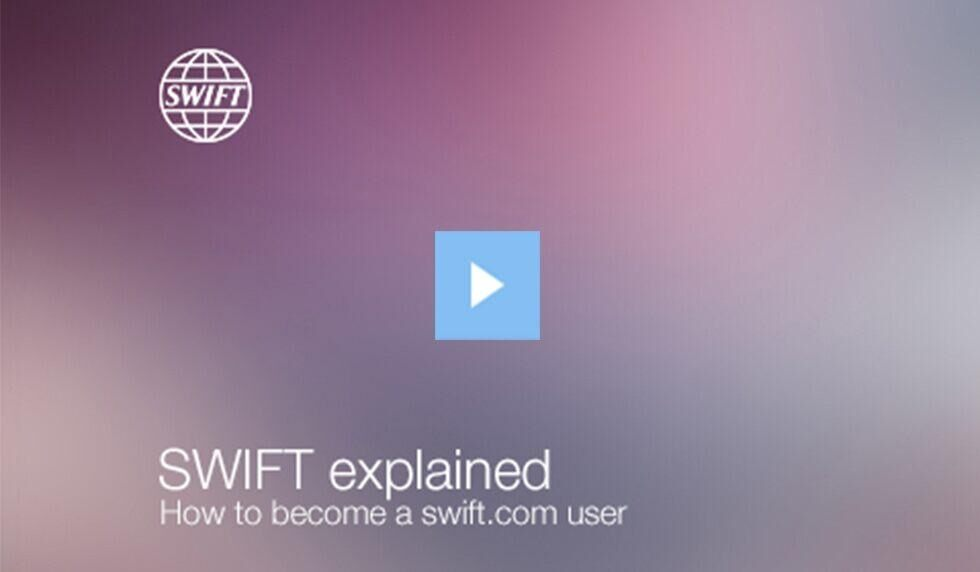 SWIFT explained - How to become a swift.com user